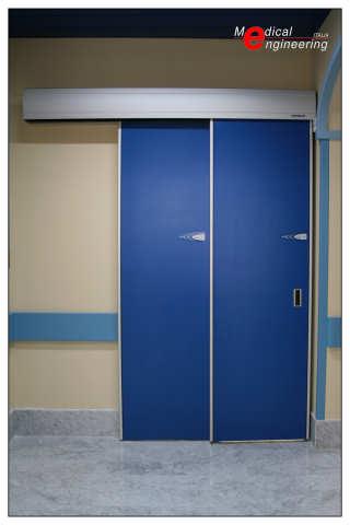 Puertas Para Quirofano